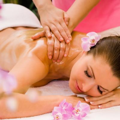Massage Deep Tissu