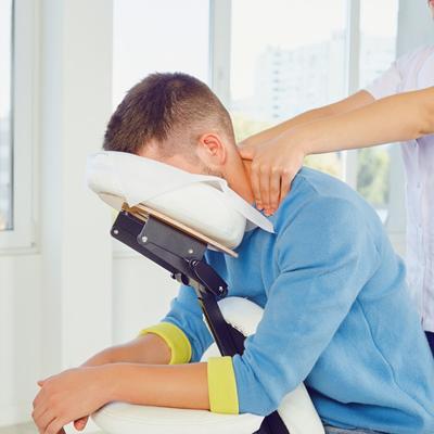 Massage japonais amma assis